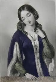 Anne of Bohemia (1366 - 1394). First wife of Richard II. Queen from 1382 - 1394. She never had children and her death left her husband so devastated that his actions lost him the throne.