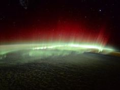 Lights will guide you home: Astronaut tweets amazing images of aurora from space