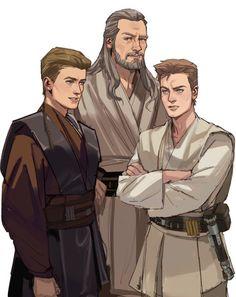 Star Wars Pictures, Star Wars Images, Anakin Vs Obi Wan, Starwars, Pixar, Star Wars Drawings, Star Wars Fan Art, Star Wars Humor, Star Wars Clone Wars