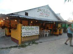 Los Otates in Cozumel Mexico