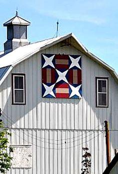 Barn quilt, Cass County NE
