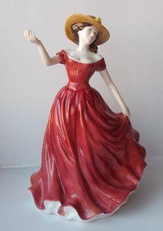 "Rare Royal Doulton Figurine ""Lydia"" HN4211 Made in England."