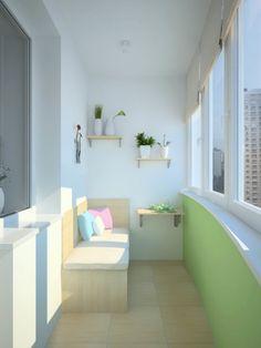 35 de idei pentru amenajarea unui balcon mic - imaginea 27