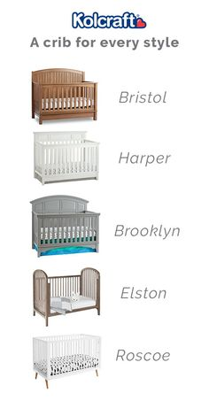 Kolcraft is a generation, family-owned manufacturer of innovative baby products. Transition To Crib, Unique Cribs, Preparing The Nursery, Baby On The Way, Crib Mattress, Welcome Baby, Nursery Furniture, Baby Room