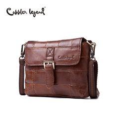 파이 전설 높은 품질의 패션 브랜드 여성의 핸드백 어깨 정품 가죽 가방 메신저 가방 브라운 #605113-1