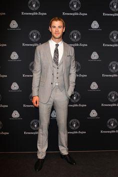 Chris Hemsworth, uno de los hombres más sexys del mundo, es ahora embajador de la elegancia masculina
