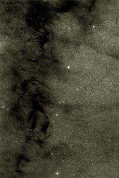 Thomas Ruff, Etoile 17 h 14m/-25o, 1990, C-print, 248×177cm, HMA-1997-26