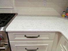 Silestone Lyra kitchen counter