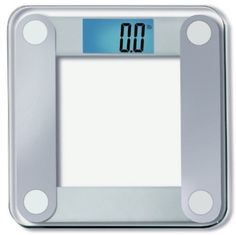 EatSmart Precision Digital Bathroom Scale W/ Extra Large Lighted Display, 400 - #EatSmart