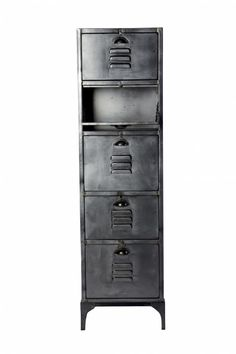 metal cabinet by House Doctor DK — BODIE and FOU - Award-winning inspiring concept store Industrial Living, Industrial Chic, Industrial Furniture, Vintage Industrial, Industrial Storage, Industrial Interiors, Industrial Design, Iron Furniture, Find Furniture