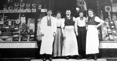 Tour Scotland Photographs: Old Photograph Shop Hawick Scotland