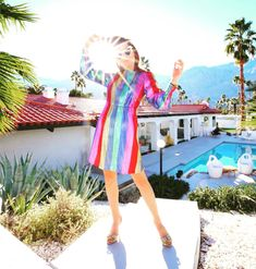 Over the rainbow 🌈 🌈🌈 Rixo London, Over The Rainbow, Famous Brands, Lily Pulitzer, Boutique, Contemporary, Shopping, Dresses, Fashion