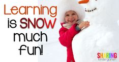 Learning is SNOW muc