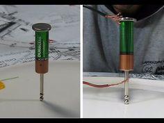 CRAZY RPMs Fastest Homopolar Motor Magnet Experiment - YouTube