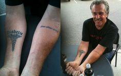 Tatuajes médicos - muy interesantes   Rincón Abstracto