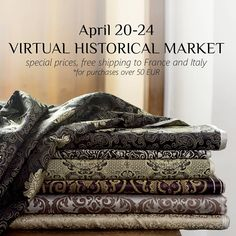 Over 50, Motto, Fabrics, Friday, Textiles, Calm, France, Free Shipping, Spring