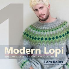 Designing a Lopi Sweater with Lars Rains