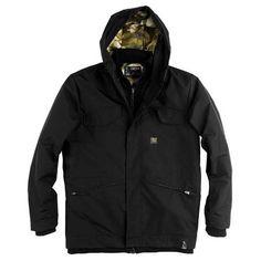 FELLERS PARKA JACKET - BLK Parka, Nike Jacket, Raincoat, Jackets, Fashion, Rain Gear, Down Jackets, Moda, Jacket