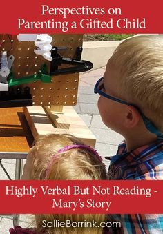 Parenting a highly verbal gifted child  |  Gifted/2e   | Twice exceptional  |  Parenting a gifted child  |   Gifted children