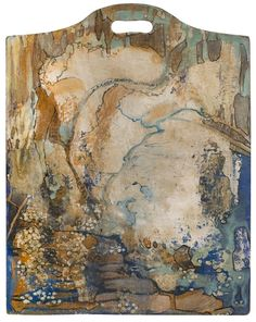 View Palette (1967) By Erna Rosenstein; oil on plywood; 43.5 x 34.5 cm; Signed; Edition. Access more artwork lots and estimated & realized auction prices on MutualArt.