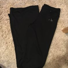 Workout pants Dry Fit material, worn once Adidas Pants