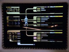 Sickbay master monitor