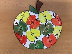 Projects For Kids, Crafts For Kids, Autumn Activities, Back To School, Fruit, Drawings, Fall, Creative, Handmade