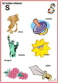 fise imagini reprezentative ale literelor din alfabet | Cu Alex la gradinita Oracle Cards, Speech Therapy, Projects For Kids, Romans, Homeschool, Letters, Learning, Logos, Baby