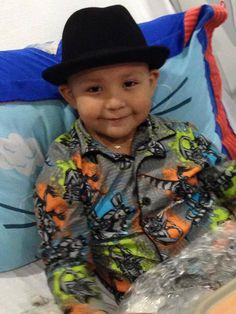 Thank you for sharing you #ChildhoodCancer Warriors in their Goorin Brothers Hats from ACCO's store.