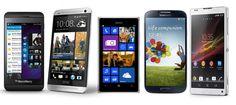 Mejores smartphones de 2013
