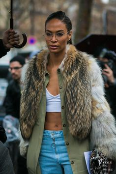 Joan Smalls by STYLEDUMONDE Street Style Fashion Photography0E2A9635