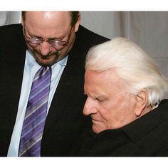 Pastors Rick Warren & Billy Graham