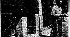 """""""Mais fácil que pão"""". Na reprodução da foto da primeira página do GLOBO, """"chauffer"""" da equipe de reportagem do jornal com a maconha comprada em herbanário da Rua São José, no Centro do Rio, então capital da República: """"baixo preço"""""""