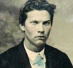 John Wesley Hardin Gunfighter - younger years.