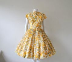 You Are My Sunshine Vintage 1950s Handmade by DecadesBaltimore - StyleSays