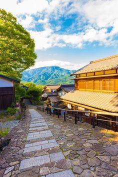 Easy walking on the Nakasendo trail exploring the heart of traditional Japan. Visit Japan, Us Travel, Trekking, Exploring, Remote, Tokyo, Trail, Scenery, Walking