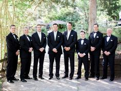 groom and groomsmen attire from Old Anglers Inn Maryland wedding Bethesda Maryland, Groom And Groomsmen Attire, Beautiful Wedding Gowns, Wedding Attire, Bridal Dresses, Bride, Boys, Bride Dresses, Wedding Bride