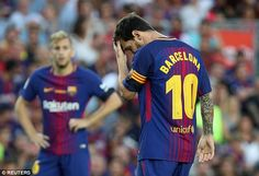 Messi is in the last year of his deal and has told friends that he has no imminent plans to sign