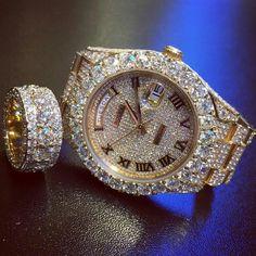 Que lindo reloj