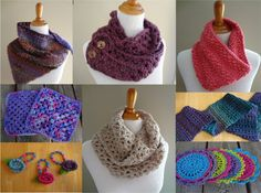 12 Great Hostess Gifts to Knit and Crochet
