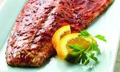 Salmon Recipes | Sockeye Salmon with Molasses Glaze | Fish Alaska Magazine