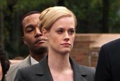 Detective Abigail Baker played by Abigail Hawk