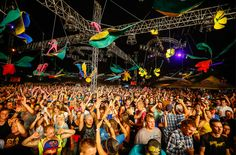 No less thant 50.000 festival-goers dance all night to blasting edm music at Nature One! Find out more here: http://festkt.co/0zJeZI