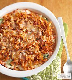 Shortcut Vegetable Lasagna (via Parents.com)