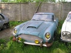 Abandoned DB5 ... travesty