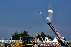 Human Cannonball @ the Royal Cornwall Show 2007 | Flickr - Photo Sharing!