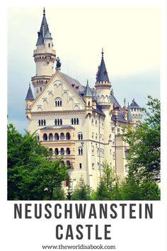 Neuschwanstein Castle with Kids: A Modern Fairy Tale