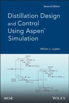 Distillation design and control using Aspen simulation / William L. Luyben