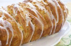 lemon slices bread