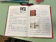 Un diario speciale: il diario di Anna Frank : lamaestraelena.it Canti, Anne Frank, 3 D, Journal, School, Image, Handmade Notebook, Diary Book, Notebooks